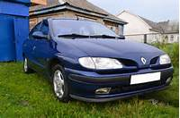 1997 Renault Megane Classic La – Pictures Information And Specs