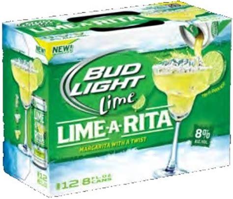 bud light and lemonade flavored beers bud lights lime a rita