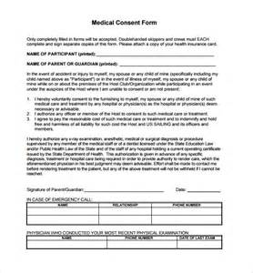 sle consent form 13 free documents in pdf