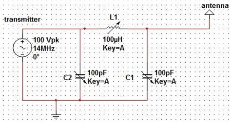 antenna impedance bridge schematic antenna switch qrp t r