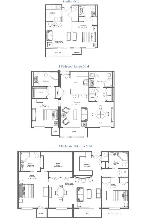 floorplan main line mini floor plans wesley enhanced living