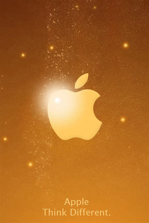 apple wallpaper with stars apple stars iphone wallpaper hd