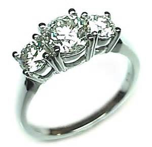 Three diamond rings antique rings engagement rings custom rings fancy