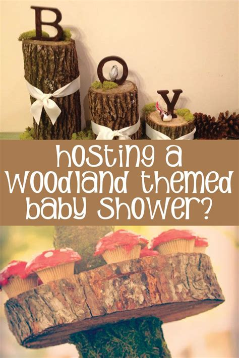 Woodland Baby Shower by 25 Woodland Baby Shower Theme Ideas Decorations