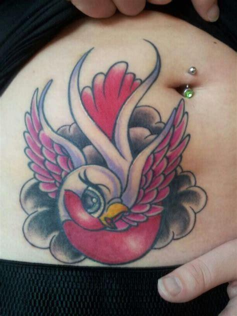 tattoo new school style sweet little bird tattoo new school style tattoo big