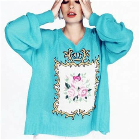 best pastel goth sweater products on wanelo