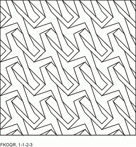 tessellation coloring pages free printable tessellation coloring pages printable coloring home