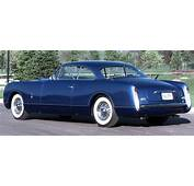 Ghia Chrysler New Yorker Thomas Special Coupe 1953