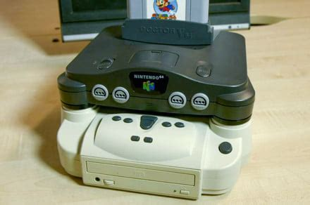 play development console third nintendo 64 development console is a collector