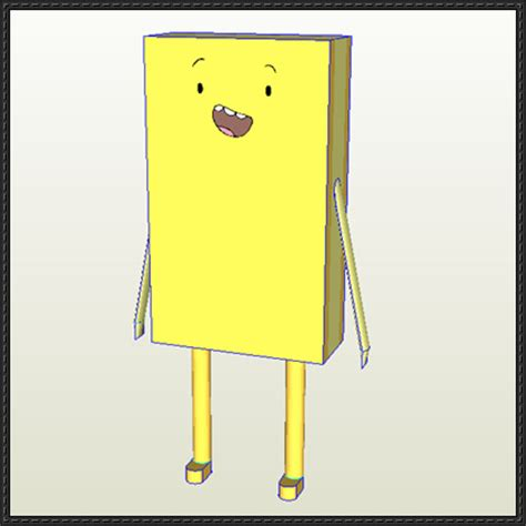 Papercraft Adventure Time - papercraftsquare new paper craft adventure time