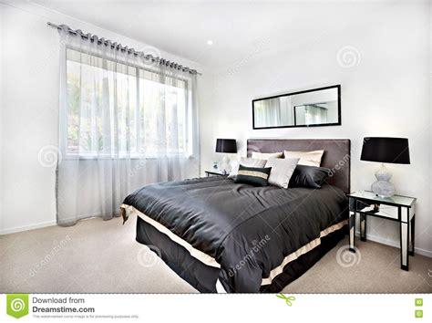 da letto moderna nera da letto moderna con la decorazione nera e specchio