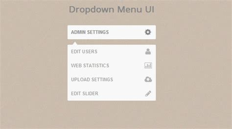 jquery ui layout html5 25 free and amazing dropdown menus in html5 jquery and css3