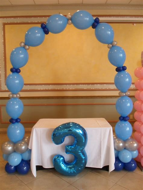 Balloons Birthday Party » Home Design 2017