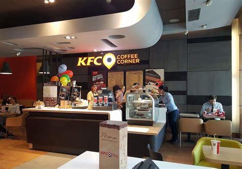 Coffee Kfc kfc opens coffee corner in romania romania insider