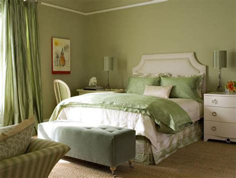 Green Bedroom Decorating Ideas by Green Bedroom Walls Ideas To Beautify Bedroom