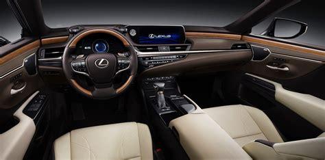 Lexus 2019 Es Interior by 2019 Lexus Es 300h Interior