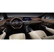 2019 Lexus ES 300h Interior