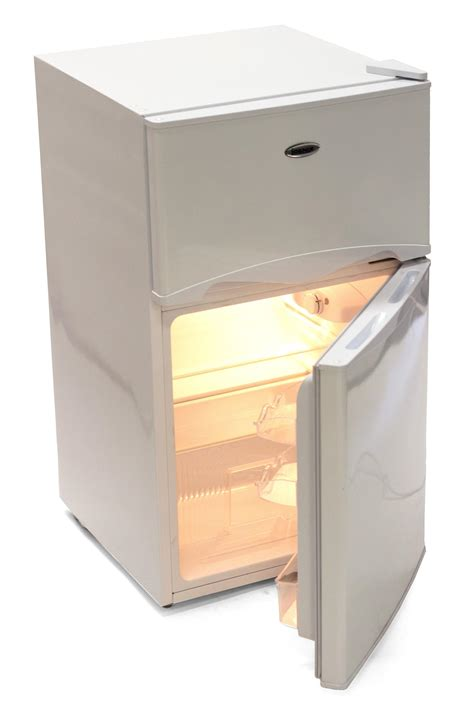 under fridge freezer igenix ig347ff 47cm under counter fridge freezer white ebay