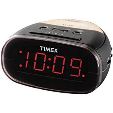 amazoncom timex night light alarm clock  home kitchen