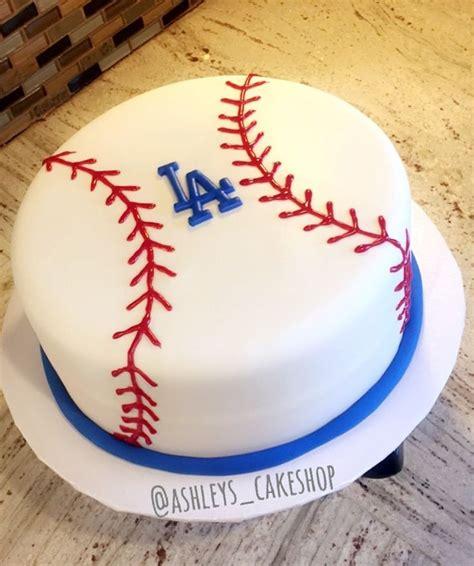 dodgers cake ideas  pinterest cap cake  baseball caps  cubs  dodgers