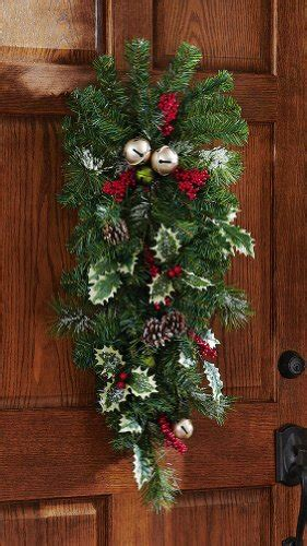 easy christmas door decorating ideas christmas