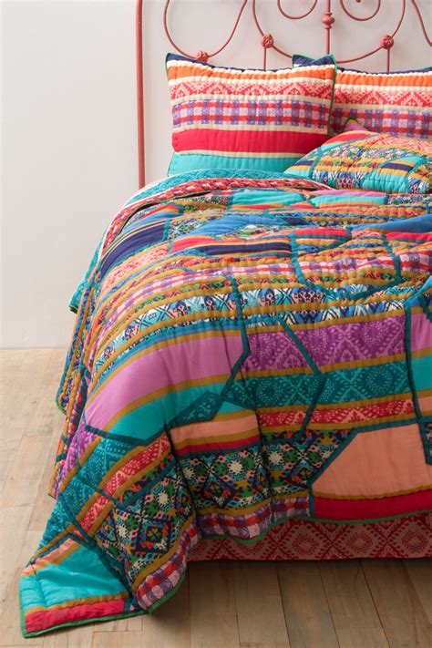 Quilt Anthropologie by Pin By Quinn On S Room