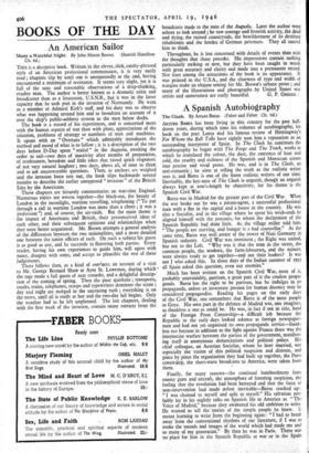 autobiography in spanish a spanish autobiography 187 19 apr 1946 187 the spectator archive