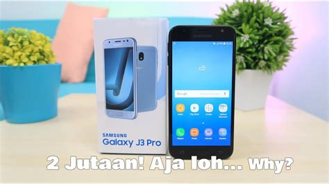 Hp Samsung J3 Di Indonesia unboxing samsung galaxy j3 pro 2017 indonesia