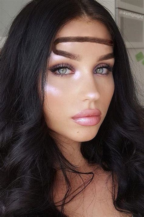 eyebrow trends for mid age women 28 of the best eyebrow trends from every decade