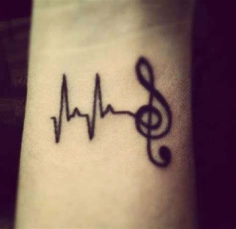 simple music tattoo designs simple note designs amazing