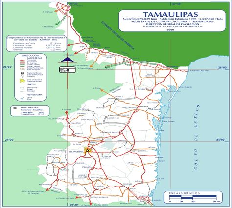 Tamaulipas Mexico Map by Tamaulipas Map Mexico Images