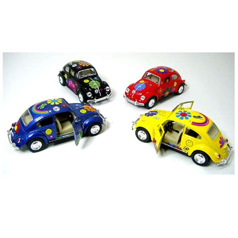 volkswagen beetle flower vw beetle flower power car