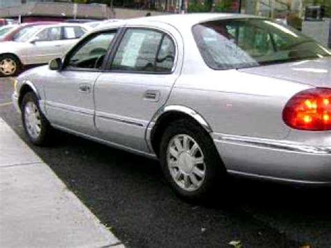 1999 lincoln continental problems 1999 lincoln continental problems manuals and