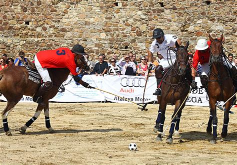 Zahara Polos atlanterra derby polo 2012 in spanien