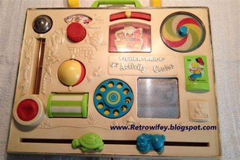 Fisher Bor fisher price activity board to do make