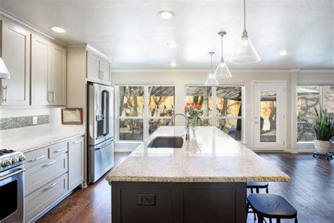 galley kitchen renovation reveal medford design build