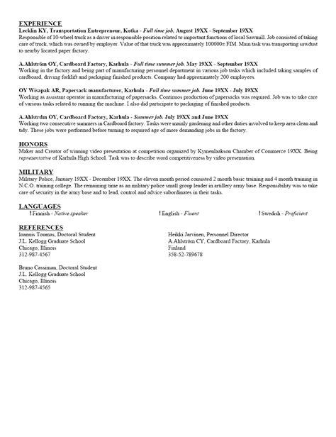Biodata Covering Letter - Resume Instead Of Cv Qa Resumes India