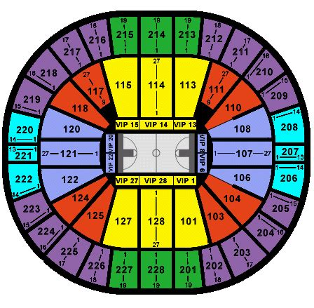 key arena seating pink untitled on emaze