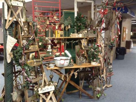 christmas store displays