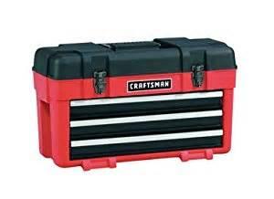 craftsman 9 65628 3 drawer plastic metal