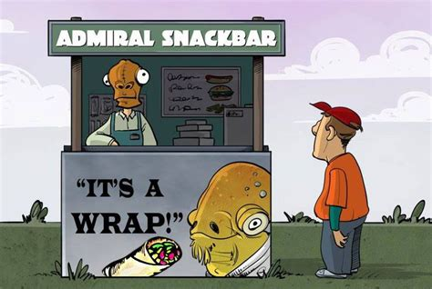 It S A Wrap by Admiral Snackbar Quot It S A Wrap Quot These Aren T The Droids