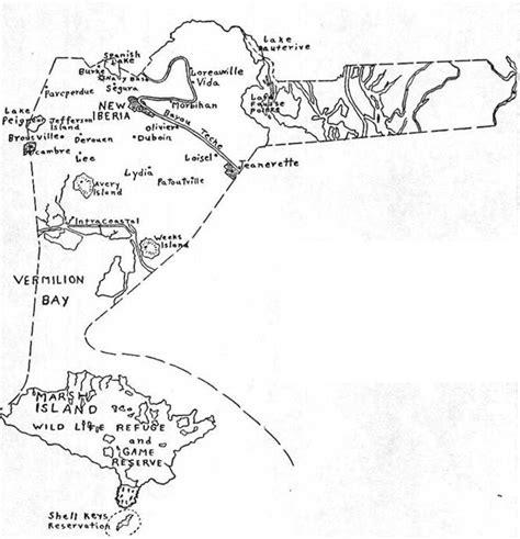 louisiana map new iberia 28 images file map of