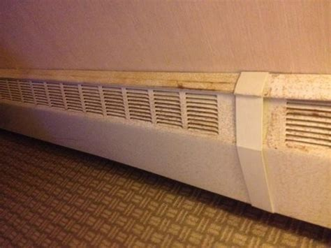 remove baseboard heater why you should never replace a baseboard or wall heater