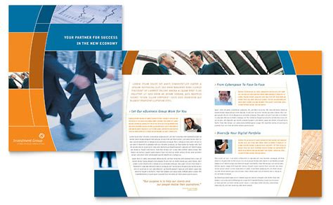 Brochure Layout Template brochure sles pics brochure layout templates