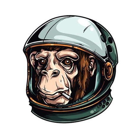 Designous Adobe Illustrator Tutorial How To Draw An Astrochimp