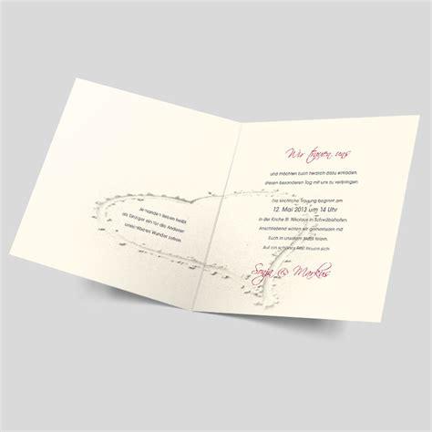 Hochzeitseinladung Deckblatt by Einladungskarten Hochzeit Deckblatt Alle Guten Ideen