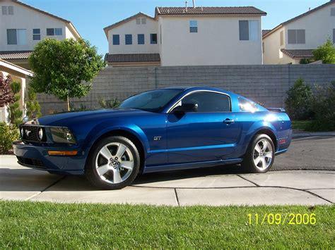 2006 v6 mustang horsepower 2006 ford mustang gt premium horsepower