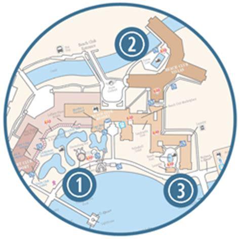 club villas room map pools at disney s club villas