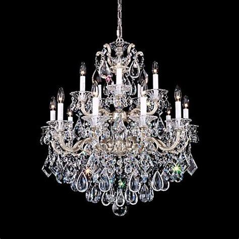 Schonbek La Scala 28 Quot Wide Spectra Crystal Chandelier Spectra Chandelier