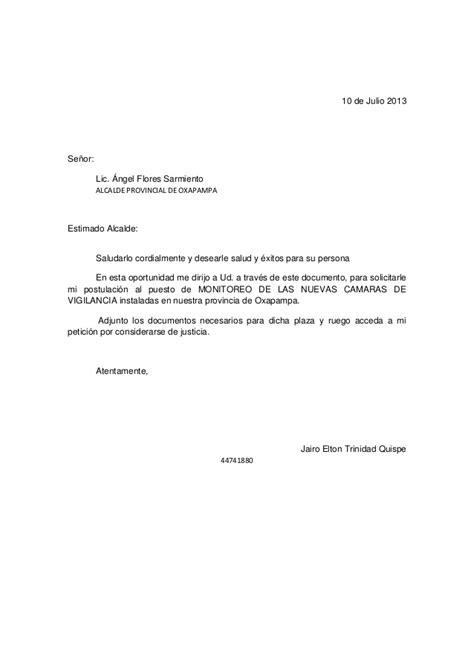 modelo de solicitud simple de permiso modelos de solicitud
